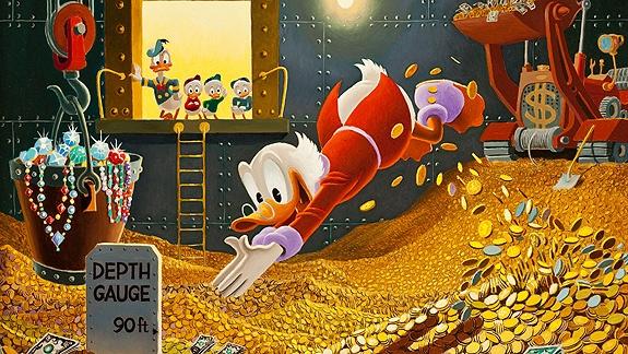 Как приумножить деньги — Личные финансы (отличный мультфильм)