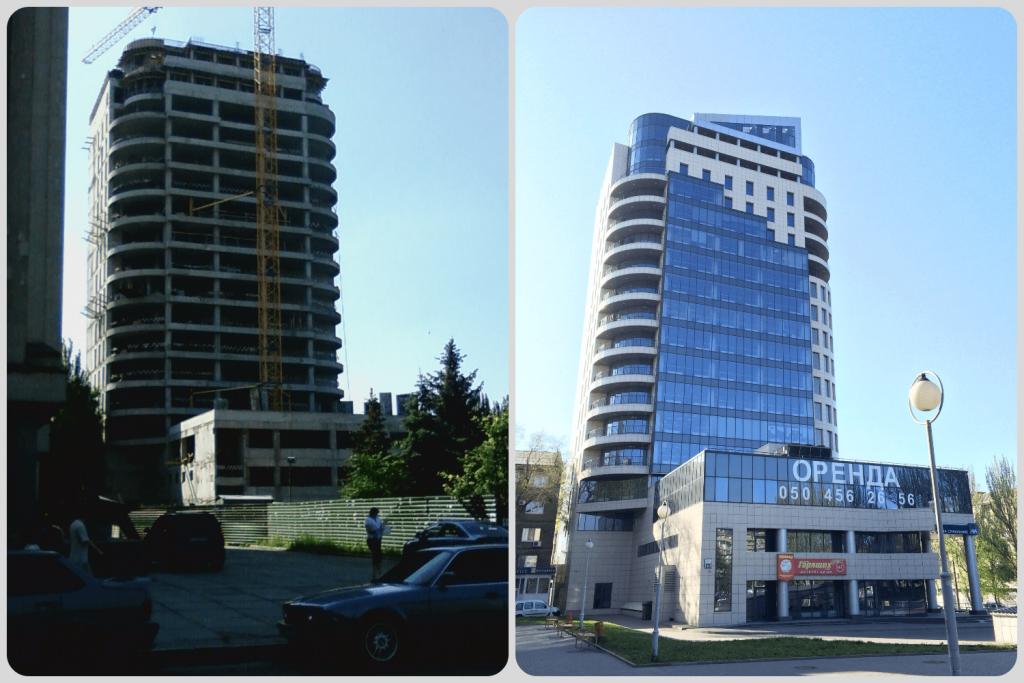Бизнес центр класса «А» ECO Tower